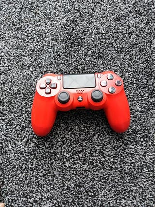Ps4 controller with box