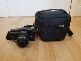Olympus PEN E-P3 Camera with 14-42mm Lens