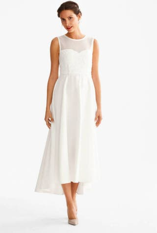 Vestido de novia talla 36 boda civil