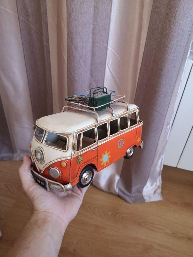 furgoneta decoración