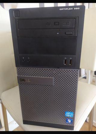 ordenador i5-2400 a 3100 GHz y 4GB de Ram