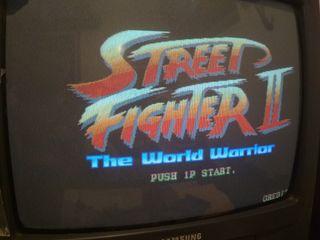 Placa jamma Streetfighter2