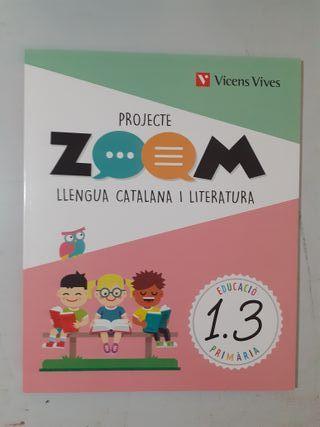 Zoom llengua catalana 1 de primària