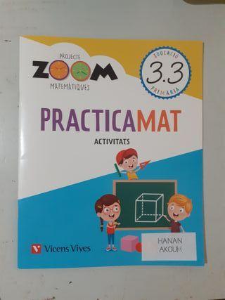 Zoom matemàtiques de 3 de primària