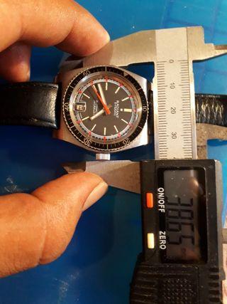 reloj radiant dynamic automatic