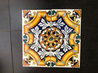 Azulejo arabe antiguo