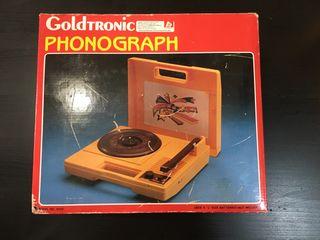 Tocadiscos juguete Phonograph