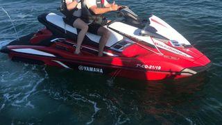 Yamaha FX SVHO turbo 2019