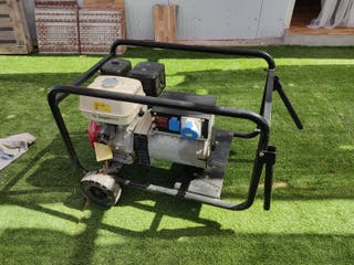 generador eléctrico honda