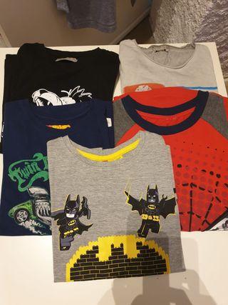 Camisetas niño perfectas