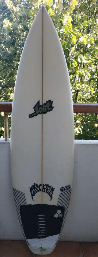 Tabla de surf niño 5'4