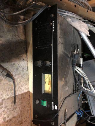 Oak's control monitor