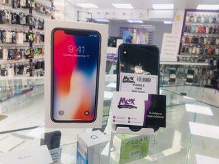 iPhone x 64gb semi Nuevo. garantia y factura