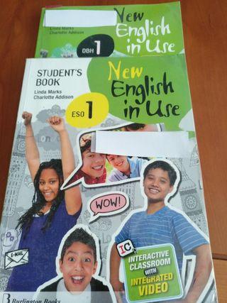 new English un use 1ro ESO