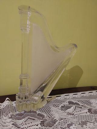 Arpa cristal Swarovski