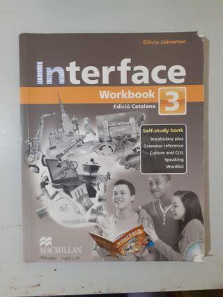 Interface workbook 3 ESO