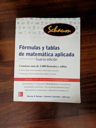 Libro Schaum Matemática