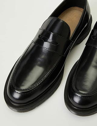Mocasín Hombre - find. Cleated Penny Loafer NUEVO