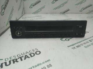 Sistema audio / radio cd Bmw Serie 5 berlina año 1
