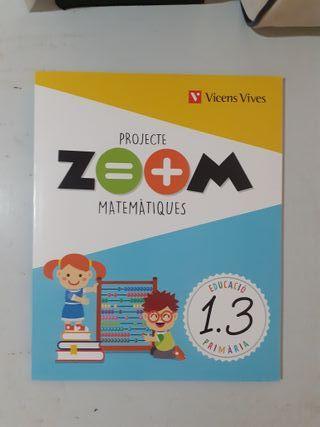 Zoom matemàtiques 1 de primària