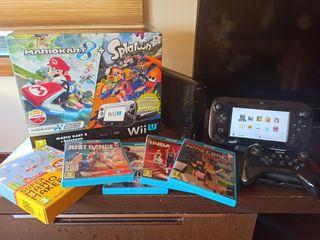 Nintendo Wii U 32 GB Premium pack