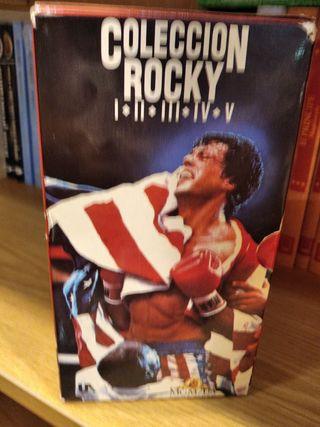 Colección Rocky Video