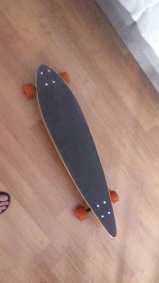 longoboard hammond seminuevo. tipo bala. longboard