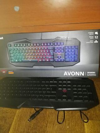 vendo teclado