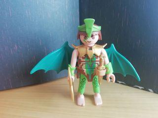 Figura Playmobil serie 13. Rey de los hados.