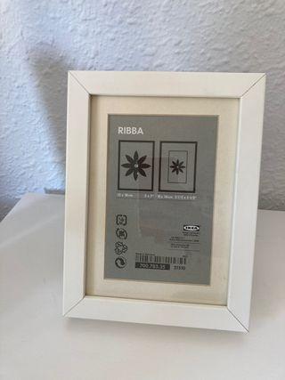 Marco de fotos Ribba Ikea