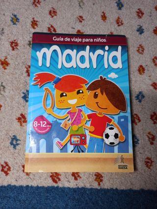 Guia de viaje para niños de Madrid