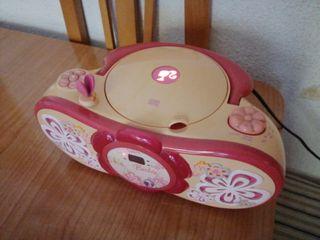 Radio Fm, CD Barbie