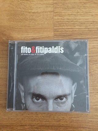 Lo más lejos a tu lado, de Fito y Fitipaldis