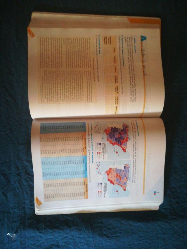 Geografía. Bachillerato 2