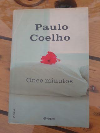 Once minutos, Paulo Coelho.