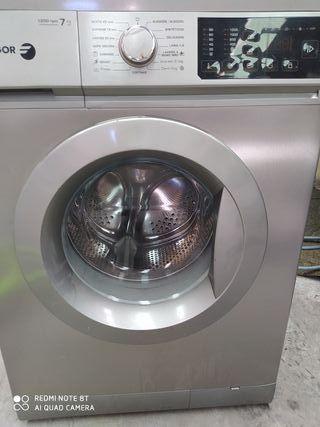 lavadora fagor bajó consumó 7 kilos