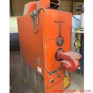 Generador de aire caliente, Blowtherm IH - AR150