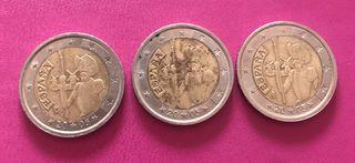 Moneda conmemorativa 2 euros ESPAÑA