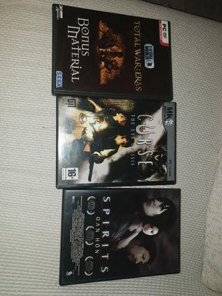 video juegos de PC