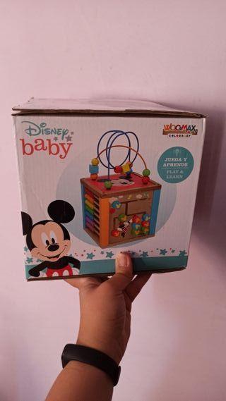 Cubo Multiactividades Disney