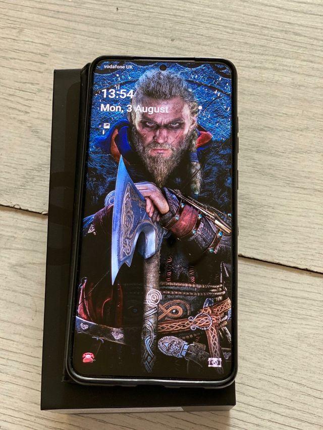 "Samsung Galaxy S20 Ultra 5G Cosmic Black 6.9"" 128G"