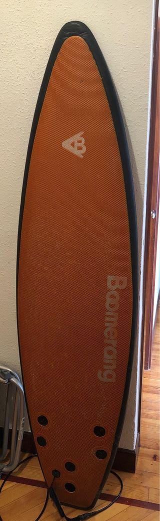 Tabla de surf boomerang
