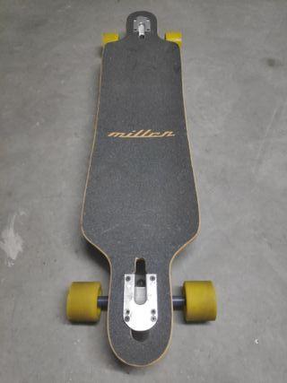 Longboard Freestyle Miller
