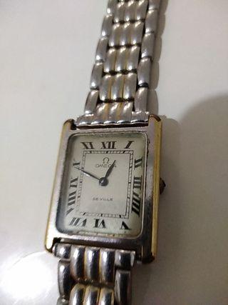 bonito reloj omega de cuerda en perfecto estado