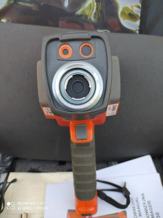 camara termográfica sonel kt130