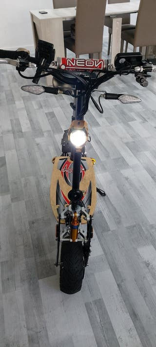 patin electrico 2000W