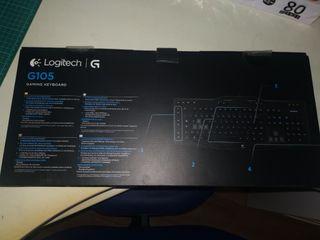 Teclado gaming G105 logitech