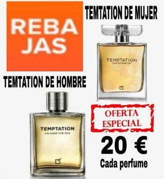 Perfume de hombre & mujer