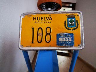 Bicicleta antigua restaurada (rebajada)