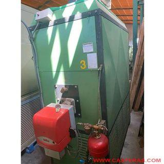 Generador aire caliente a gasoil, 250000 kcal